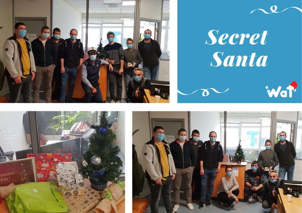 Actualités WAT : Secret Santa