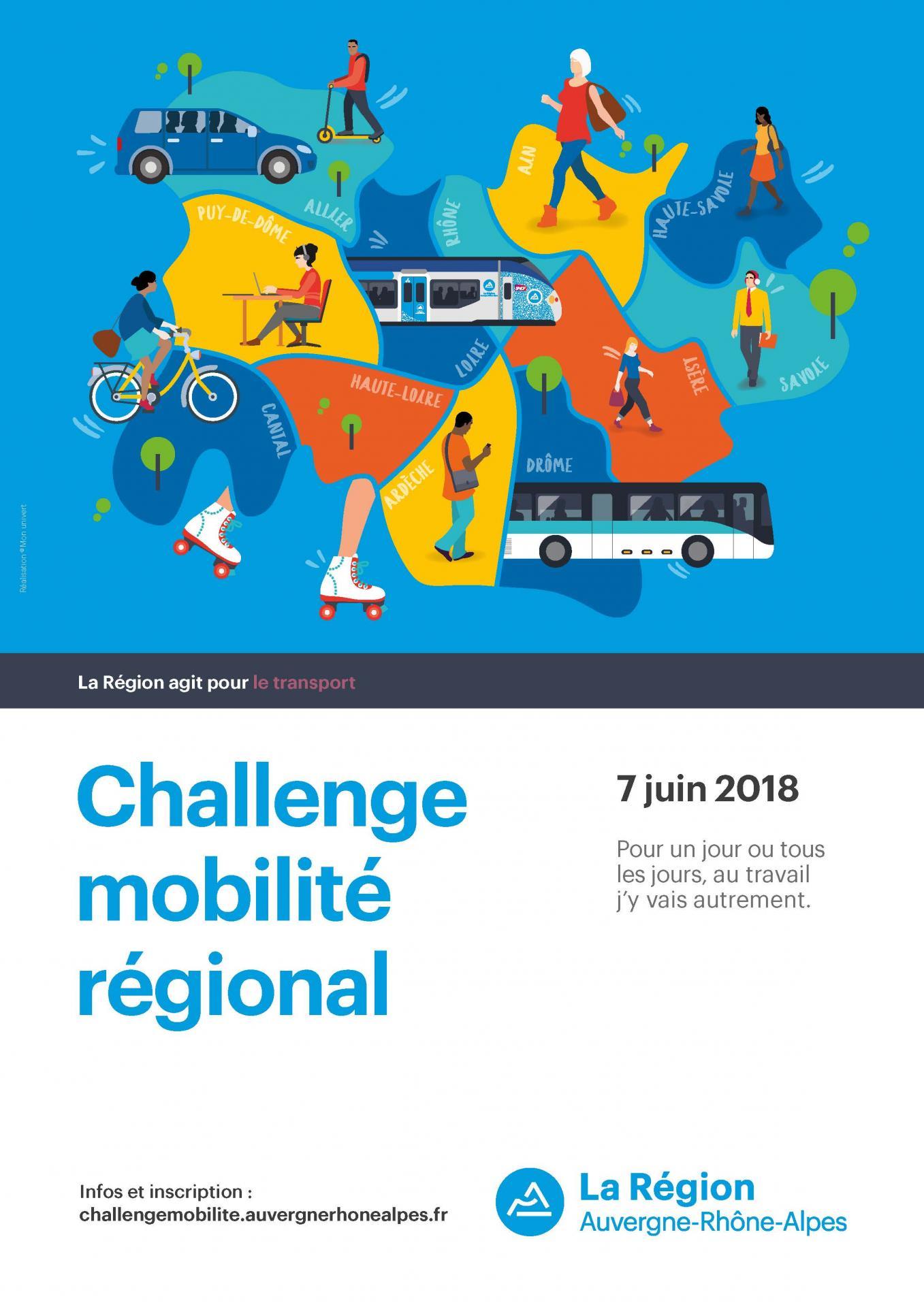 challenge mobilit u00e9 auvergne rh u00f4ne alpes - get ready